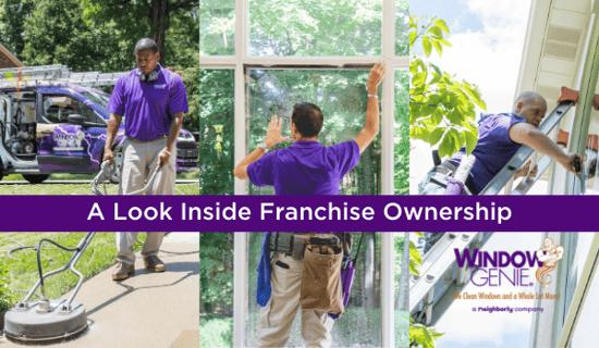 A Look Inside Window Genie Franchise Ownership