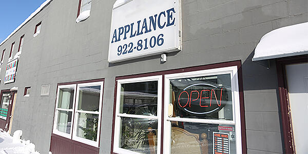 appliance repair store